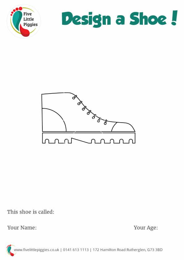 Shoe Design 4