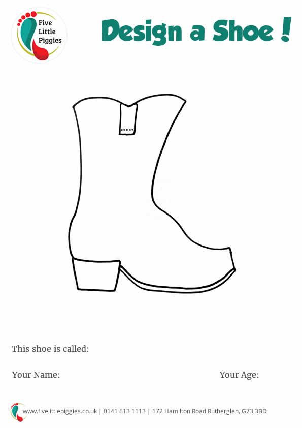 Shoe Design 1